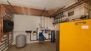 Hauseigener Showroom
